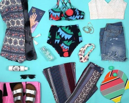 What to pack for AZ Spring Break